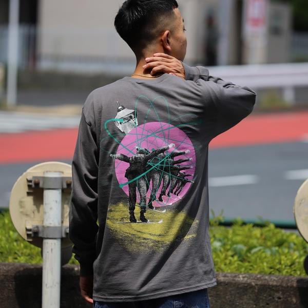 F-LAGSTUF-F / fly ロングスリーブ Tシャツ/ビームス(BEAMS)