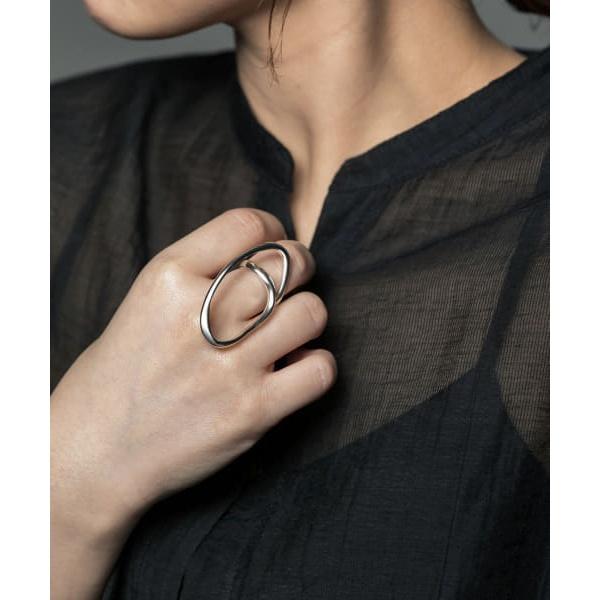 レディスアクセ(decor(silver) Big Hoop Ring)/アーバンリサーチ(レディース)(URBAN RESEARCH)