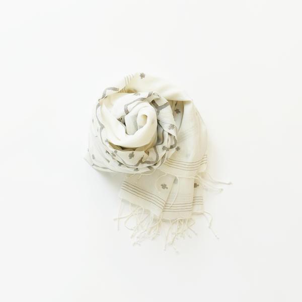 【KHADI】ten ロ(Pao lo) tenストール/パオ de デ