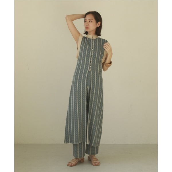 <TODAYFUL>Jacquard KnitDres/シェアパーク レディス(SHARE PARK LADIES)