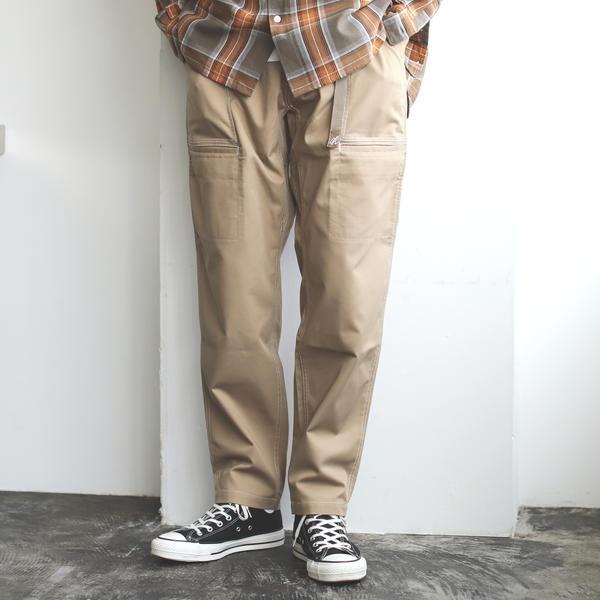 GRAMICCI × BEAMS / 別注 チノ ベイカー パンツ/ビームス(BEAMS)