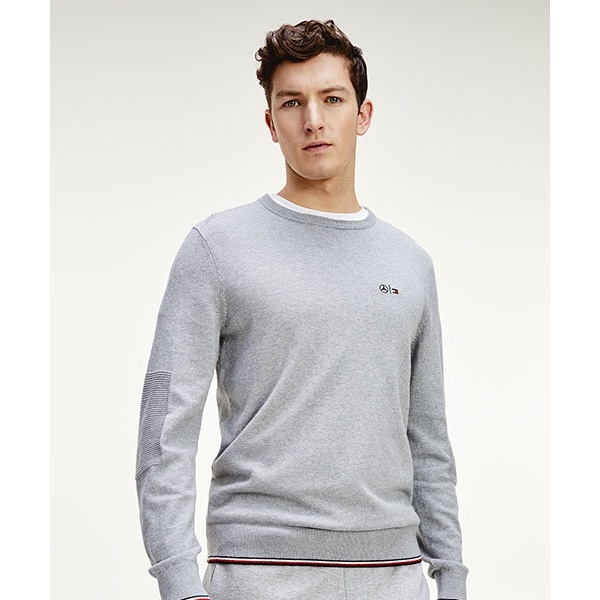 Mercedes Benz Crew Neck Pullover/トミーヒルフィガー(メンズ)(TOMMY)