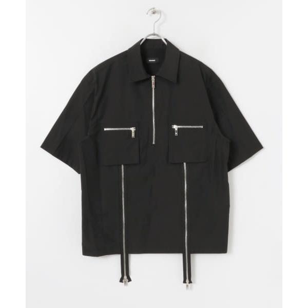 メンズシャツ(WE11DONE SHIRTS WITH ZIP)/アーバンリサーチ ロッソメン(URBAN RESEARCH ROSSO MEN )