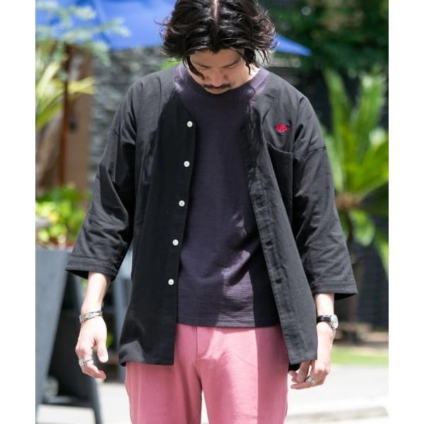 メンズシャツ(WAX Koikuchi-shirts solid)/アーバンリサーチ サニーレーベル(メンズ)(URBAN RESEARCH Sonny Label)