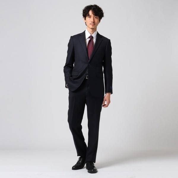 【Sサイズ~】シャドーオルタネイトストライプスーツ/タケオキクチ(TAKEO KIKUCHI)