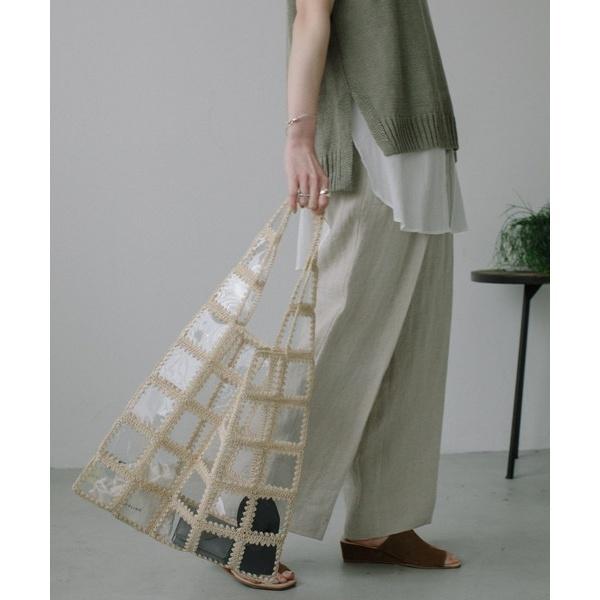 [JAMIRAY]Clear Patch Shopper/クリアパッチショッパー/ランドワーズ(LANDWARDS)