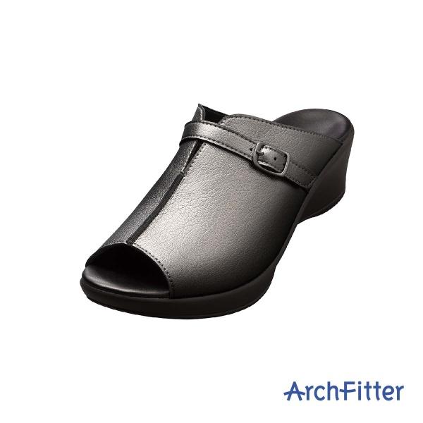 人気ブランド多数対象 足の悩みを靴で解決するアーチフィッターの新定番 足裏の痛み用 アーチフィッター136 コンフォート 正規品 ミュール AKAISHI Gate ブラック ビューティゲート Beauty