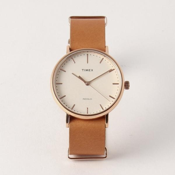 <TIMEX> WEEKENDER F/C LTR/腕時計/ビューティ&ユース(メンズ)(BEAUTY&YOUTH)