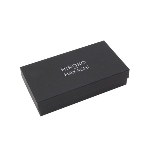 a54b51b8f159 ヒロコ ハヤシ(HIROKO HAYASHI)のCARDINALE(カルディナーレ) 長財布ミニ。  ヒロコハヤシで一番人気のある長財布の一回り小さなタイプです。