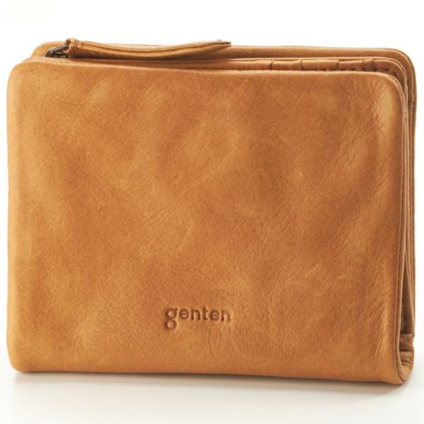 Gソフト ファスナー財布/ゲンテン(genten)