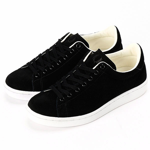 【16AW/ユニセックス】BREAUX SUEDE/フレッドペリー(メンズ)(FRED PERRY)