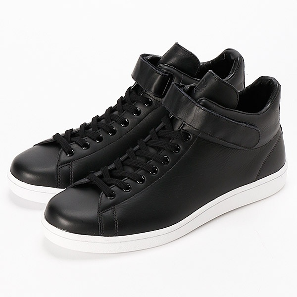 【16AW】BREAUX MID LEATHER/フレッドペリー(メンズ)(FRED PERRY)