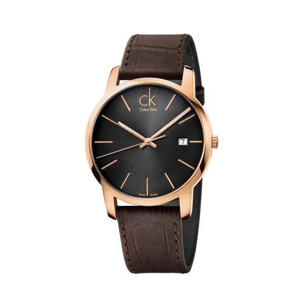 メンズ時計(ckシティ【型番:K2G2G6G3】)/ck カルバン・クライン(ウォッチ)(ck Calvin Klein Watches)