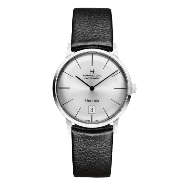メンズ時計(イントラマティック【型番:H38455751】)/ハミルトン(HAMILTON)