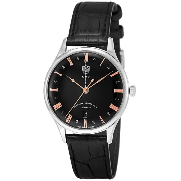 メンズ時計【型番:DF900601 】電池式(クオーツ式)・3気圧防水/ドゥッファ(DUFA)