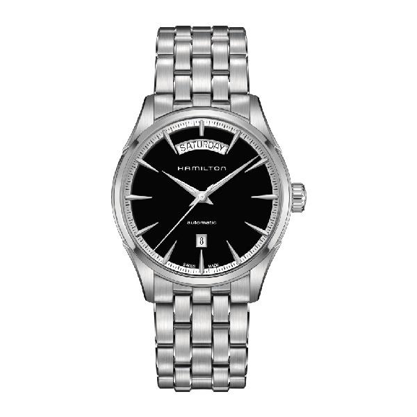 メンズ時計(ジャズマスター デイデイト[型番:H42565131])/ハミルトン(HAMILTON)