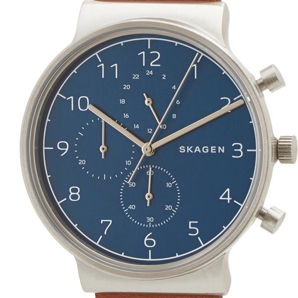メンズ時計ANCHER(アンカー)【型番:SKW6358】/スカーゲン(SKAGEN)