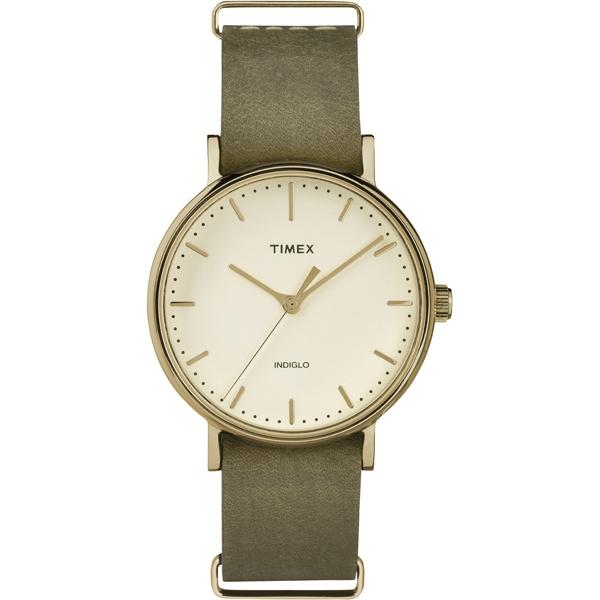 ユニセックス時計(ウィークエンダーフェアフィールド【型番:TW2P98500】)アナログ/タイメックス(TIMEX)