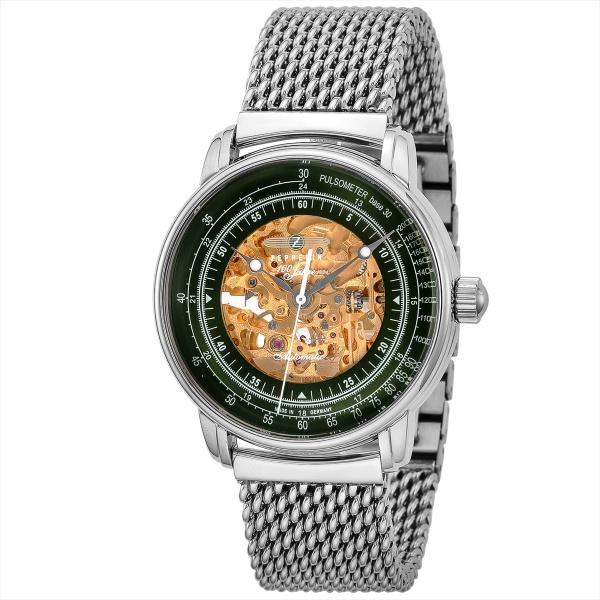 メンズ時計(【型番:8656M4】自動巻/ツェッぺリン(ZEPPELIN)