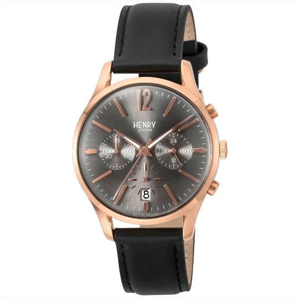 ユニセックス時計(【型番:HL39-CS-0122】電池式(クオーツ式)/ヘンリーロンドン(HENRY LONDON)