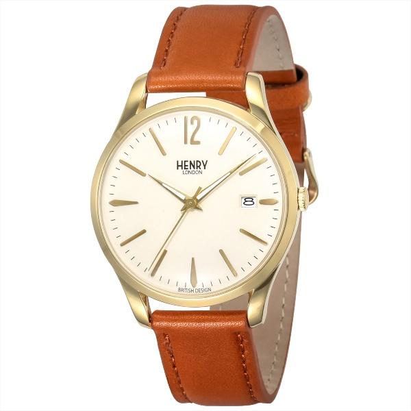 ユニセックス時計(【型番:HL39-S-0012】電池式(クオーツ式)/ヘンリーロンドン(HENRY LONDON)