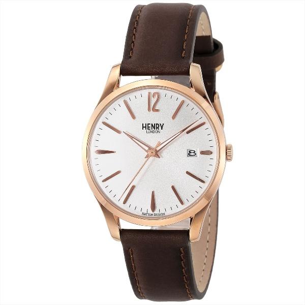 ユニセックス時計(【型番:HL39-S-0028】電池式(クオーツ式)/ヘンリーロンドン(HENRY LONDON)