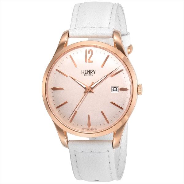 ユニセックス時計(【型番:HL39-S-0112】電池式(クオーツ式)/ヘンリーロンドン(HENRY LONDON)