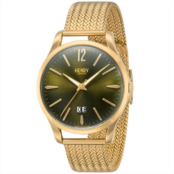メンズ時計(【型番:HL41-JM-0146】電池式(クオーツ式)/ヘンリーロンドン(HENRY LONDON)