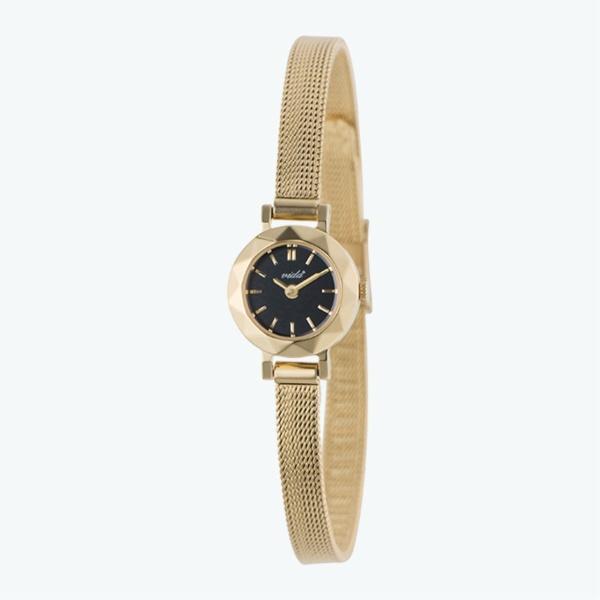 レディース時計(ルドベキアウォッチ(クオーツ【型番:84956M BK】))/ヴィーダプラス(VIDA+)