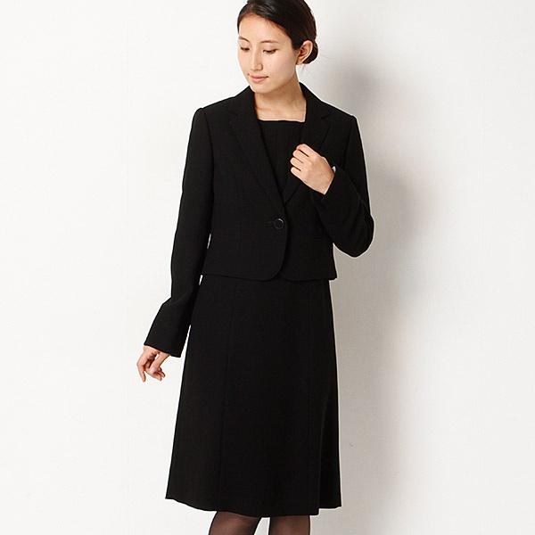 スーツ(ブラックフォーマルスーツ)喪服/ブラックフォーマル/レディース/グラネスナウ(東京ソワール)