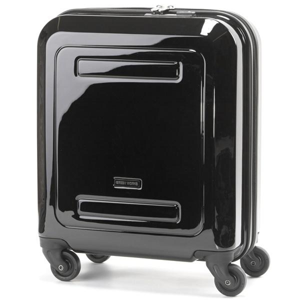 スーツケース(ジッパー) ■容量:約22L/シフレ(siffler)
