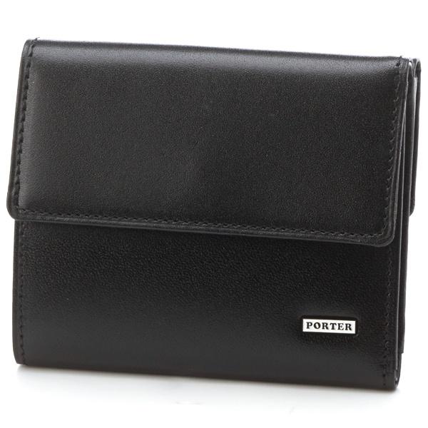ポーター シーン ウォレット 二つ折り財布(110-02971)/ポーター(PORTER)