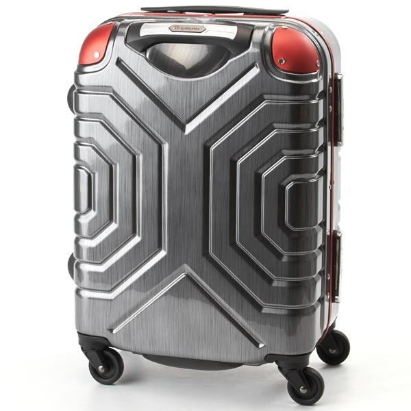 スーツケース(フレーム) ■容量:約28L/シフレ(siffler)