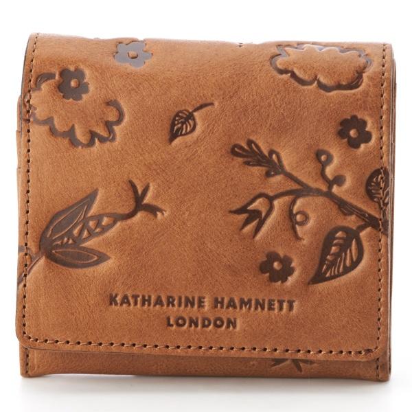 財布(ウォッシュ  内BOX札入)/キャサリン ハムネット ロンドン(KATHARINE HAMNETT LONDON)