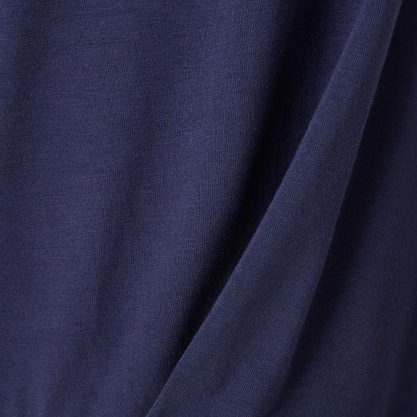 16SS豊富なサイズXS~6L カットソー 裾タックチュニックカットソーアールユー ru春の通勤服453ARLj
