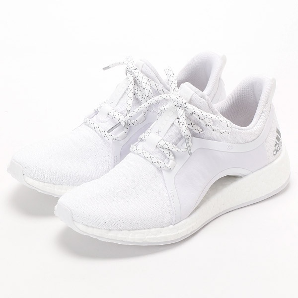 ADIDAS/アディダス/PureBOOST X 2.0/レディースモデル/ランニング/アディダス(adidas)