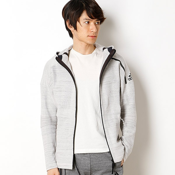 【adidas/アディダス】(メンズジャージ)MadidasZ.N.E.フーディー/アディダス(adidas)