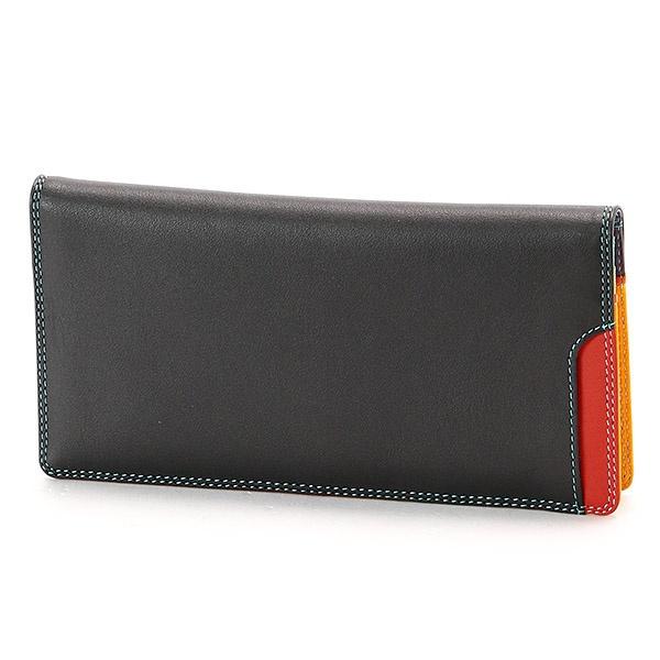 PLUS1 長財布(外付ICカードポケット付薄型長財布)/マイウォリット(mywalit)