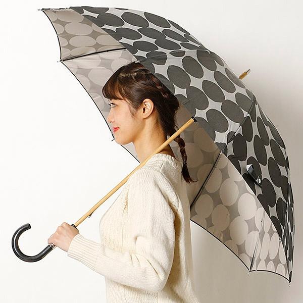 雨傘(手開き)おはじき/和風/日本製(レディース/婦人)/SOUSOU(ソウソウ)