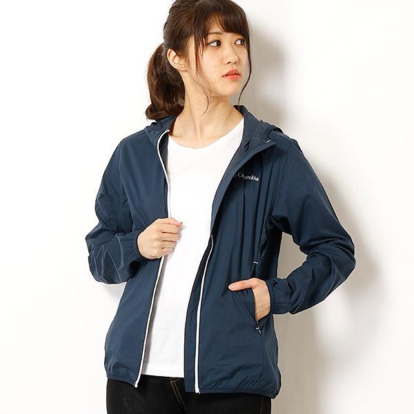 【コロンビア】軽量ジャケット(テンマイルフォレストウィメンズジャケット)/コロンビア(Columbia)