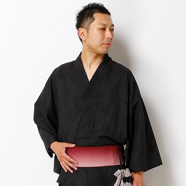 (浴衣)モダン大菊/びさるの(浴衣)(Visaruno)
