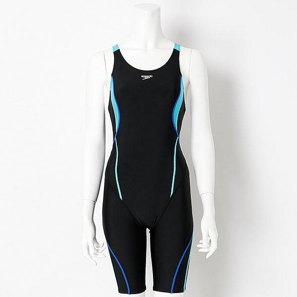 Lap Swim スパッツスーツ(レディース)/スピード(speedo)