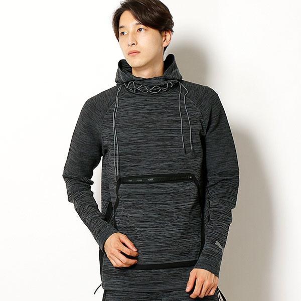 【プーマ/PUMA】メンズトレーニングLSシャツ(N.R.G.EVOKNITフーディー)/プーマ(PUMA)