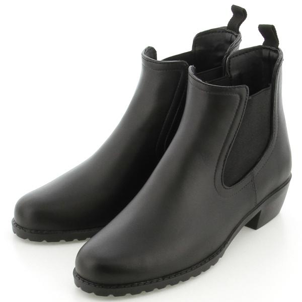 レイン完全防水ブーツ(サイドゴア・オールウェザー)/モードカオリ(MODE KAORI)