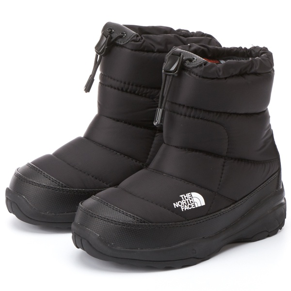 THE NORTH FACE/K Nuptse Bootie WP II/防水/保温/ザ・ノース・フェイス(THE NORTH FACE)