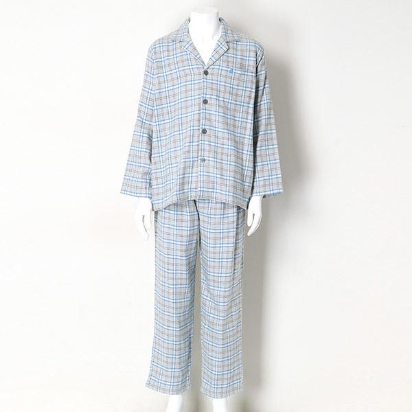 ネルダブルガーゼチェックテーラー/マンシングウェア(Munsingwear)