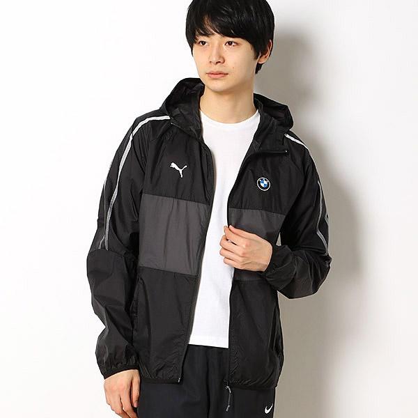 【プーマ】メンズカジュアルウィンドブレーカーシャツ(BMW MMS T7 シティランナー)/プーマ(PUMA)