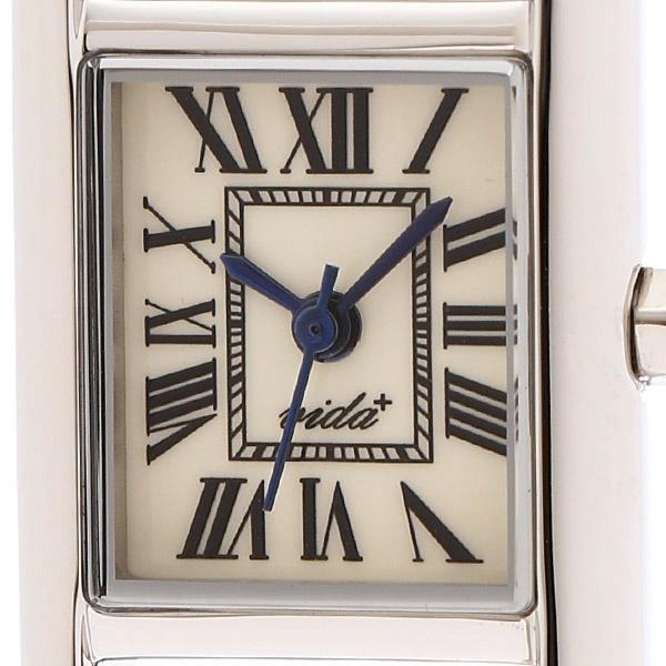 レディース時計(ミニレクタンギュラーメタルウォッチ メイドインジャパンモデル(クオーツ【型番:JM)/ヴィーダプラス(VIDA+)