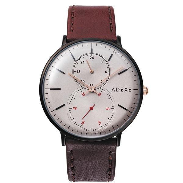 ユニセックス時計【型番:2045B-01】8 series/アデクス(ADEXE)