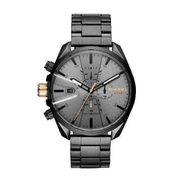 メンズ 腕時計 MS9 CHRONO(エムエスナイン クロノ) 【型番:DZ4474】/ディーゼル(ウォッチ&アクセサリー)(DIESEL)